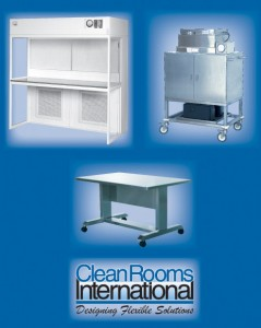Clean Rooms Benches, Storage, and Furniture
